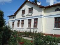 Muzej vrtnic v Kazanliku v Bolgariji