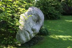Zahostnik - maskota vrta